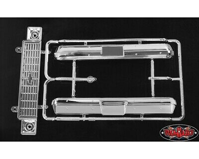 RC4WD Chevrolet Blazer Chrome Grill and Bumper Parts Tree RC4ZB0094