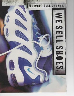 Nike Air Max Shoe Just Do It  2 Page Print Ad - Jackie Joyner-Kersee - Frame It