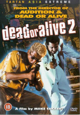 Dead Or Alive 2 Dvd New 2000