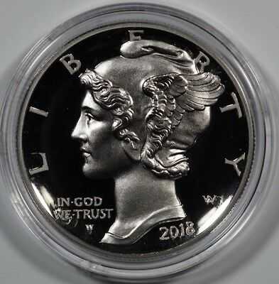 2018 W Palladium American Eagle Proof Coin 1 oz United States Mint