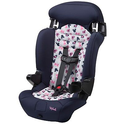 Disney Baby Finale 2-in-1 Highback Booster Car Seat MINNIE
