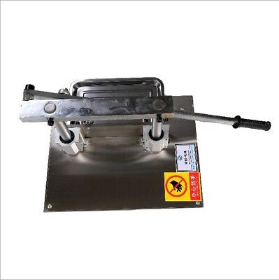 stainless steel Meat Bone Sawing Meat Cutting Machine Standing Frozen Food Blade