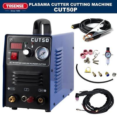 50A Pilot Arc plasma cutter CNC compatible &WSD60P torch 60% duty cycle IGBT NEW