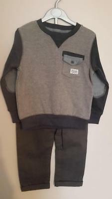 boys life and legend jeans and jumper set outfit age 2 3 and 4 years