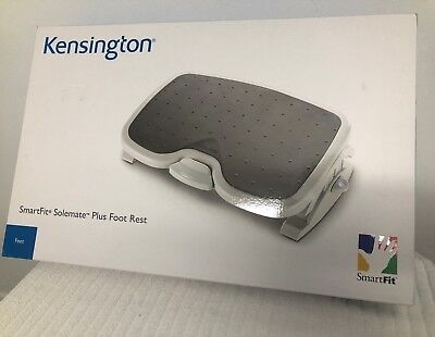 Kensington Solemate Footrest, Gray
