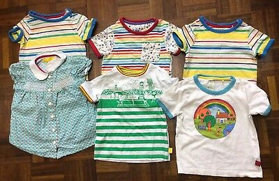 Little Bird 12-18 Tshirt Bundle Playwear Nursery Clothes