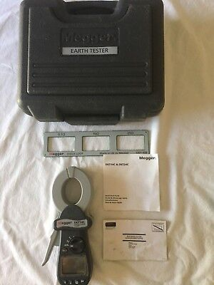 Megger DET14C Digital Earth Tester