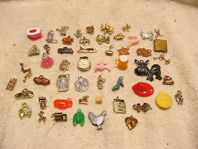 Vintage Cracker Jack Premiums Prizes Toys Charms Collection