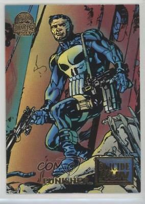 THOR Marvel Universe Series 5 BASE Trading Card #59 1994