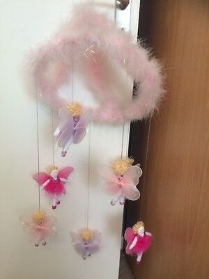 Fairy Room Decoration pink and rose