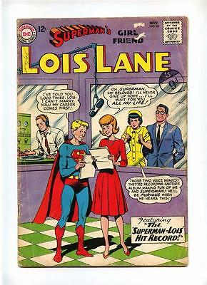 Superman's Girl Friend Lois Lane #45 - DC 1963 - VG-