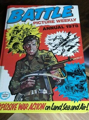 Battle Picture Weekly Annual 1978