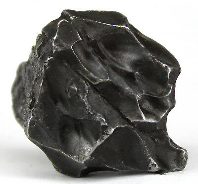 Sikhote-Alin 45.7g Meteorite with Excellent Shape and Nicely Crusted Surface