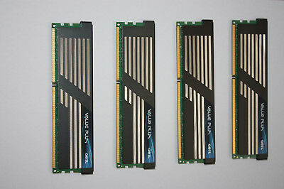 GeIL Value Plus DIMM Kit 16GB, DDR3-1600, CL9-9-9-28 (GVP316GB1600C9QC)