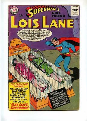 Superman's Girl Friend Lois Lane #60 - DC 1965 - VG