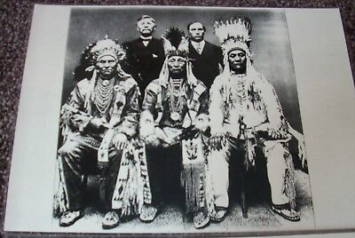 native american photos-8 different tribes