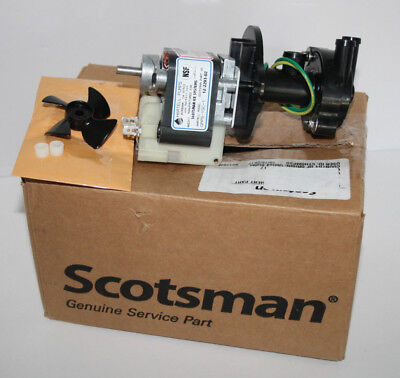 OEM Scotsman Genuine Replacement Part Water Pump A300625-001 DC33 Ice Maker