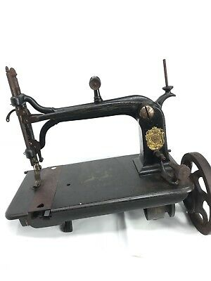 Antique Weed Treadle Sewing Machine c1870's