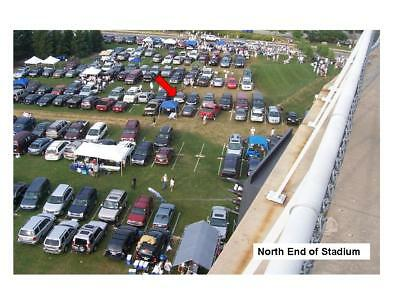 RESERVED GREEN PARKING PASS Penn State - Maryland Football Game 11/24/18