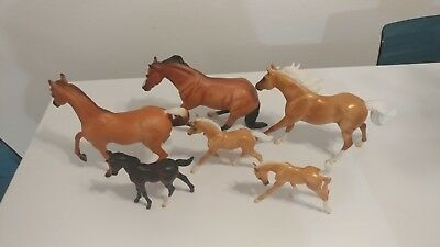 Breyer Horse Lot of 6 Classic horses