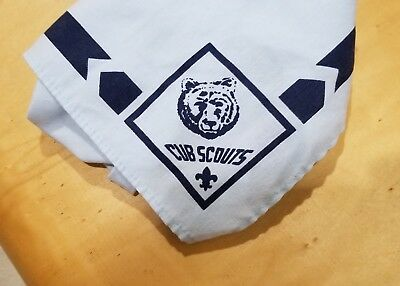 Cub Scout Bear Neckerchief
