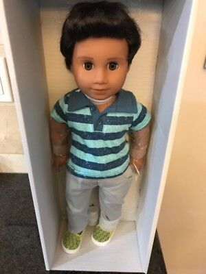 American Girl Boy #76 meet outfit BRAND NEW