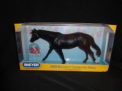 "Breyerfext 2009 #711109 Whizards Baby Doll ""Roxy"" Breyer Celebration Horse"