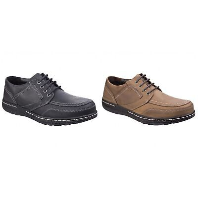 Hush Puppies Mens Volley Victory Formal Lace Up Shoes (FS4538)