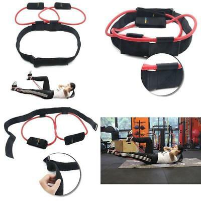 Booty Belt System Glute Blaster Belt Workout Resistance Bands For Legs Abs Arms