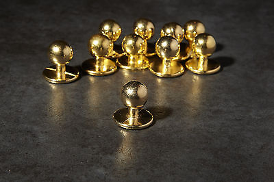 Gold 3xsets chef buttons jacket brand new set of 10 cheap buy it now