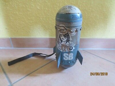 ThreeA Ashley Wood 3A 1/6 Tomorrow King Ronin containe /grenade out of Box MINT
