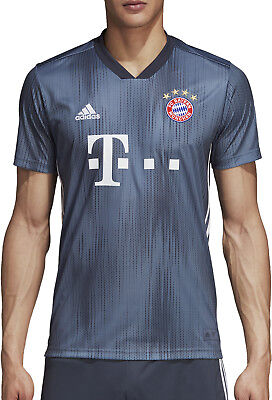 adidas FC Bayern Munich Third 2018/19 Mens Football Shirt