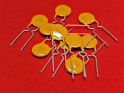 10x RESETTABLE FUSE 900mA BOURNS MF-R090