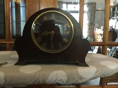 mantel clock westminster chimes