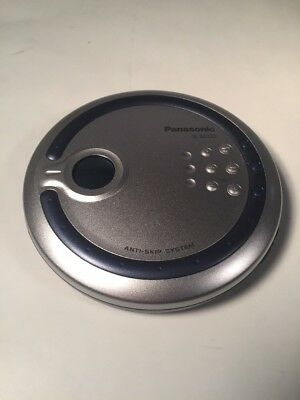 Panasonic Personal Portable CD Player SL-SX320 Anti-Skip System