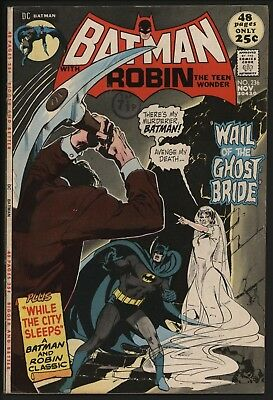 Batman 236. Nice Original Owner Copy With White Pages.
