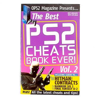 Playstation 2 Cheat Book