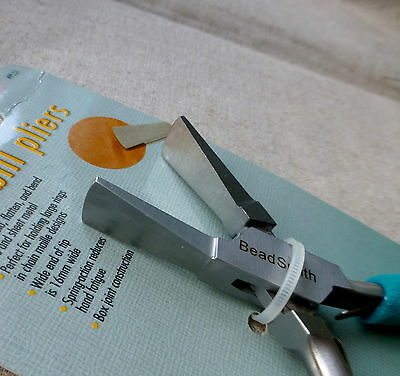 Beadsmith Tool DUCK BILLED PLIERS jewellery making tool