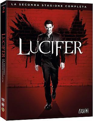 Lucifer 2 - Seconda Stagione Completa (3 Dvd) Serie Tv Fox Italia