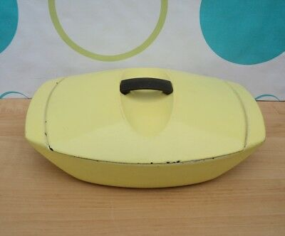 Ancienne Cocotte Coquelle  Design Raymond Loewy