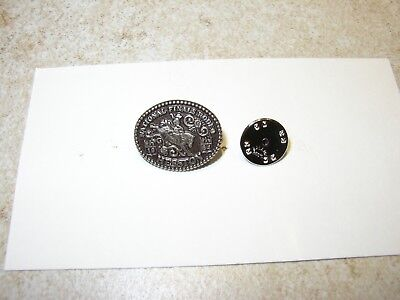 Hesston 1984 NFR Hat Pin - Great Condition