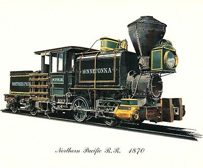 A Set of Three Cities Service Steam Locomotive Prints Suitable for framing st 2