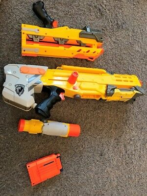 Nerf N-Strike Elite Longshot CS-6 with Scope
