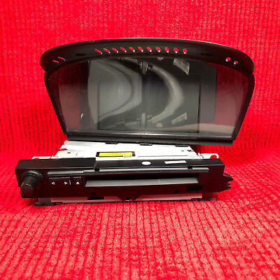 ⭐ BMW 5 E60 E61 AUDIO NAVIGATION MASK M-ASK UNIT with SCREEN ⭐ 6955347 ⭐