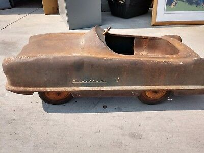 Kidillac Antique Garton 1950's Kidillac Pedal Car