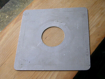 pattern Arca Swiss fit  Lens board  171mm square 56mm hole used