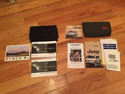 Wholesale Lot Of 16 Owner's Manuals + Related Booklets