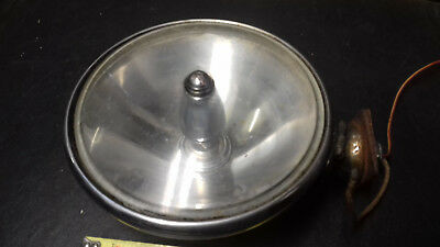 Vintage Lucas Spot light lamp Unusual design great for upcycling, classic car