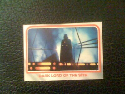 1980 VINTAGE SCANLENS - Star Wars Empire Strikes Back Trading Card Number 104