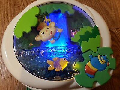 Fisher Price Rainforest Nightlight Soother Musicbox